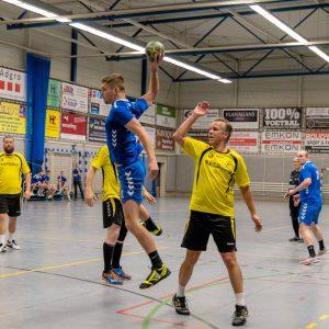Heren van Kwiek maken het ongekend spannend in Barger-Oosterveld.